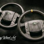 Reconditioning Steering Wheel Land Rover